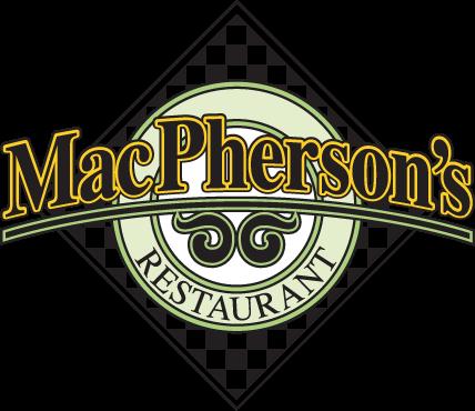 MacPherson's Restaurant logo